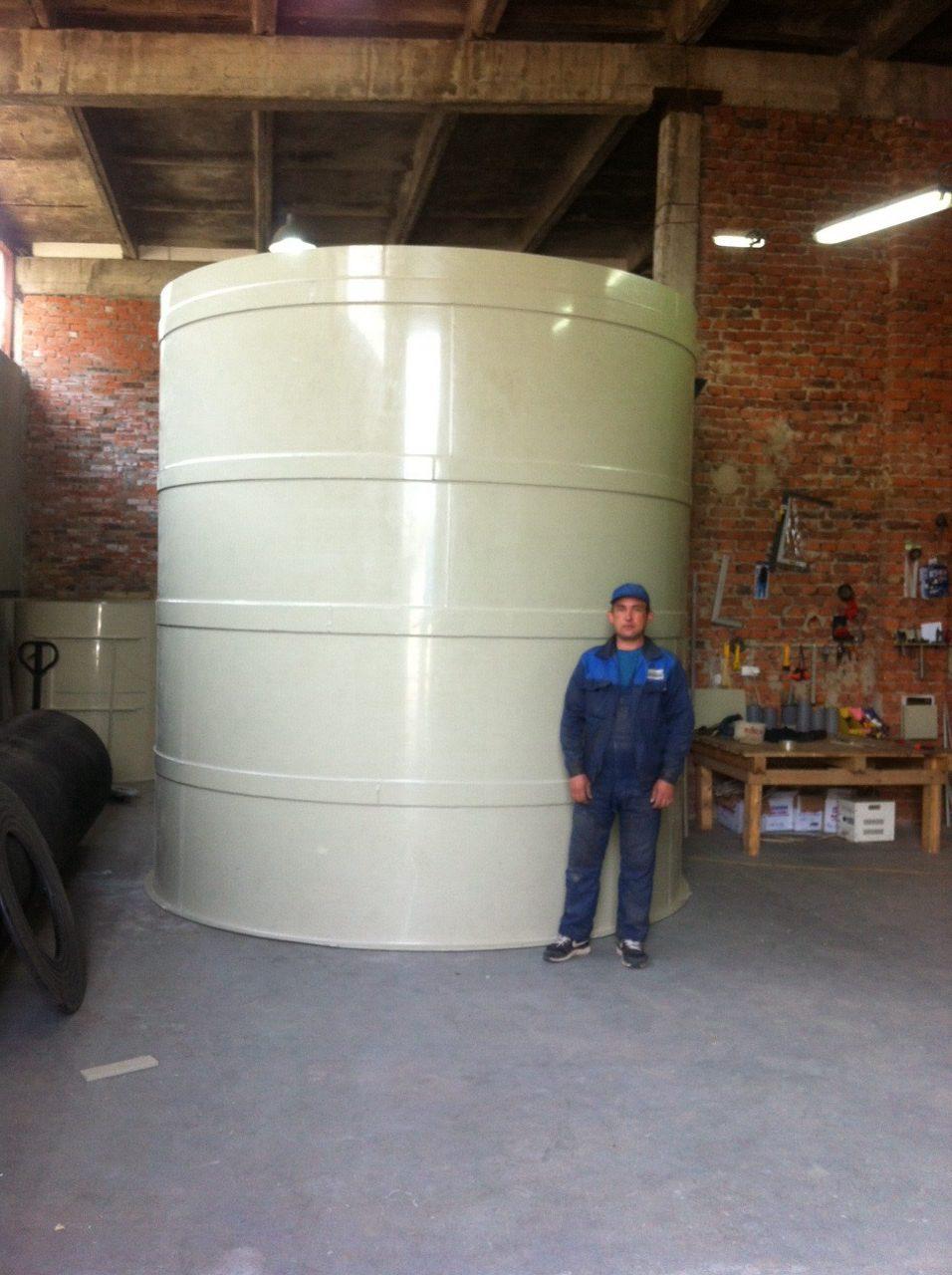 Резервуари для зберігання води