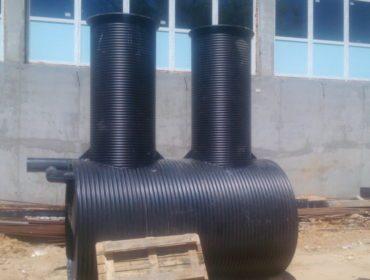 Виготовлення та шеф-монтаж нафтовловлювача MakBoxRainK 70-15