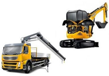 Rental of special equipment