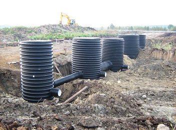Engineering wells