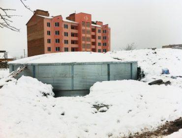 Модульная емкость 671 м куб., г. Ковель, Волынская область