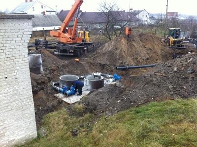 Резервуары чистой воды для обеспечения бесперебойного водоснабжения