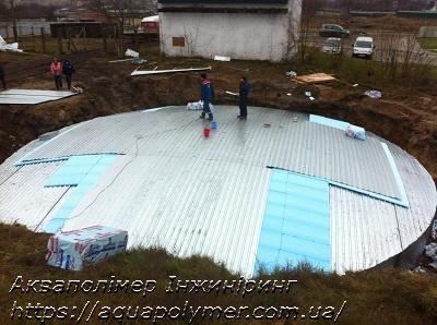 Модульна ємність 671 м куб., м. Ковель, Волинська область