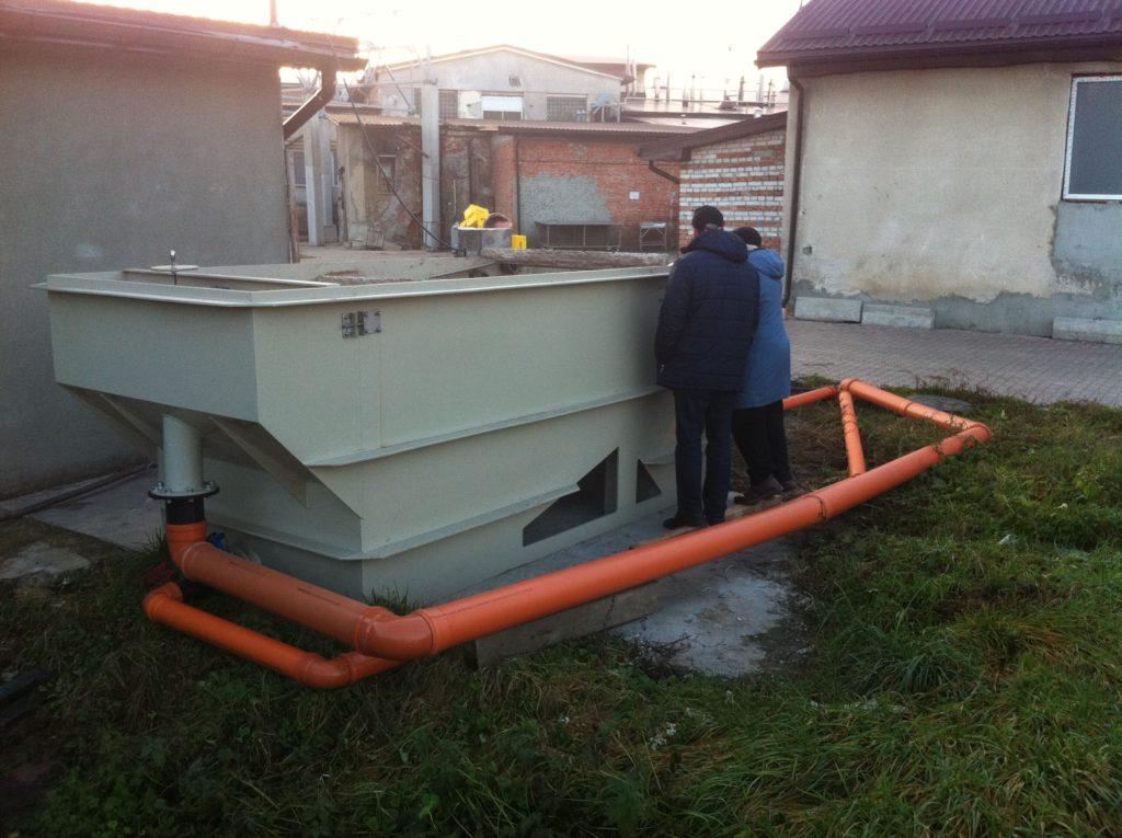 Подробнее о механической очистке сточных вод