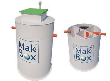 MakBoxBio 1-20 м куб./добу