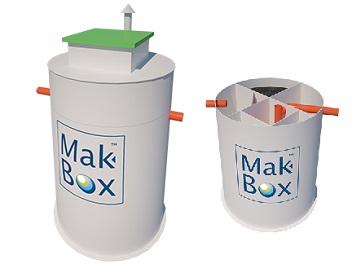MakBoxBio 1-20 м куб./сутки