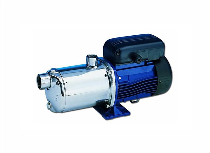 Горизонтальные многоступенчатые центробежные насосы Lowara серии e-HM, насос для повышения давления в системах водоснабжения