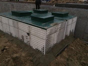 Очистная станция очистки сточных вод. Фуджикура Автомотив Украина Львов