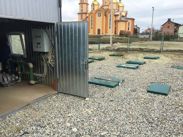 строительство очистных сооружений MakBoxGrand