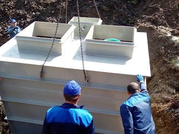 Изготовление и монтаж очистной станции MakBoxPro-6