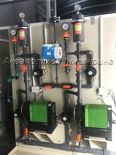 гидролизные установки grundfos акваполимер инжиниринг selcoperm