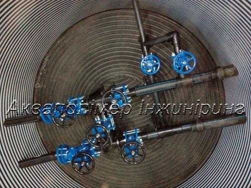Изготовление канализационной насосной станции с камерой переключений