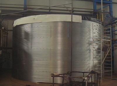 ємність для зберігання питної та технічної води
