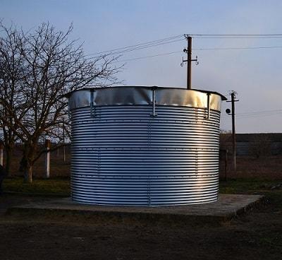 модульная емкость, резервуар, емкость для хранения масла, патоки