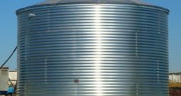 Fire water storage tanks