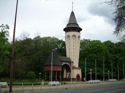 водонапірна вежа, водопостачання, ємність, резервуари, незвичайна архітектура
