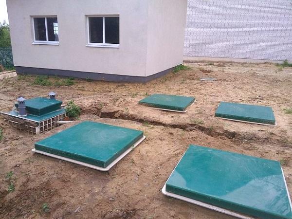 Изготовление и монтаж локальных очистных сооружений MakBoxPro, пгт Рудное