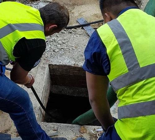 обслуговування каналізації, технічне обслуговування, сервіс, акваполімер інжиніринг