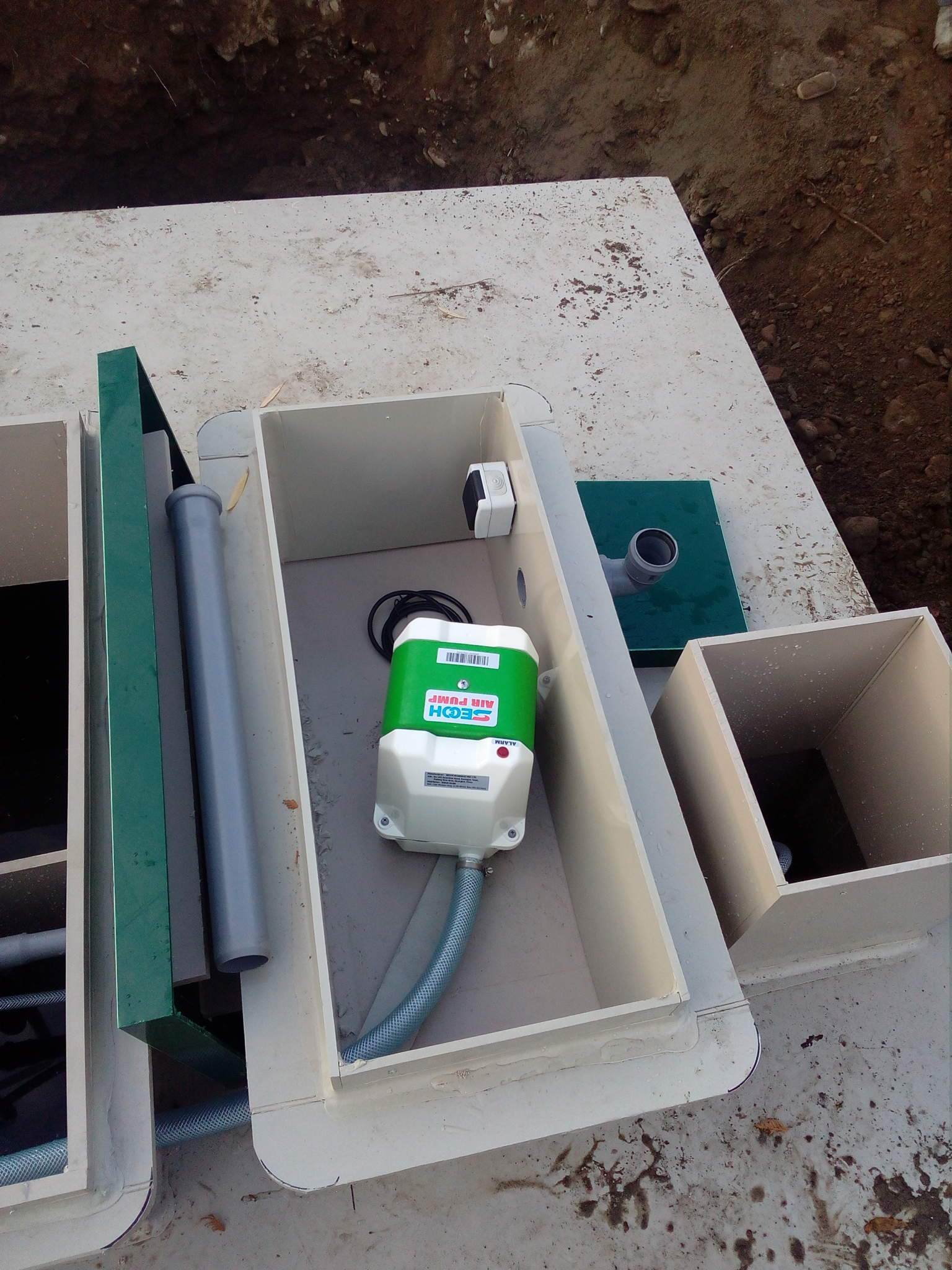 Изготовление и пусконаладочные работы очистной станции MakBoxPro-6