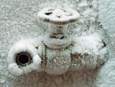 Що робити, щоб не замерзали труби