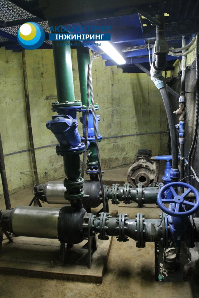 Реконструкція каналізаційної насосної станції в м. Рава Руська