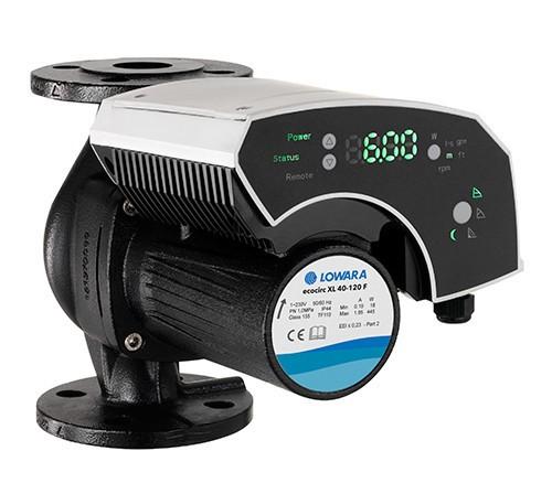 Циркуляційні насоси Lowara серії Ecocirc XL, XL plus, насос для системи опалення, системи охолодження і кондиціонування повітря