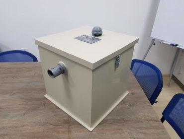 Жировловлювач MakBoxFit-0,1л /с
