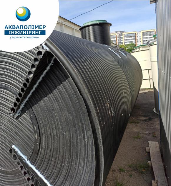 резервуар для протипожежного запасу води 1
