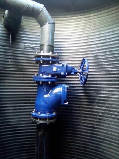 SPS - sewage pumping station 1