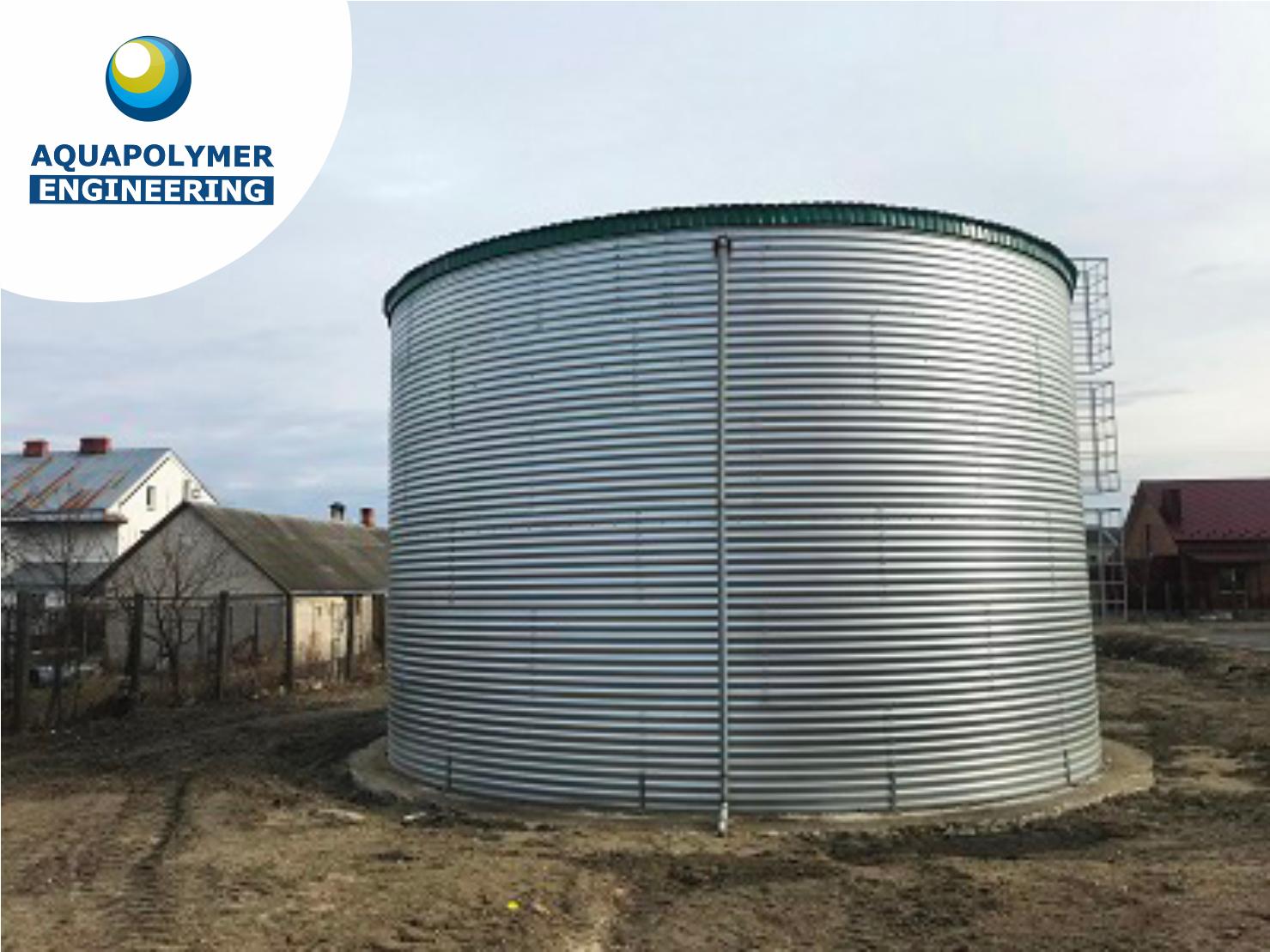 Tanks for storage of urea ammonium nitrate(UAN)