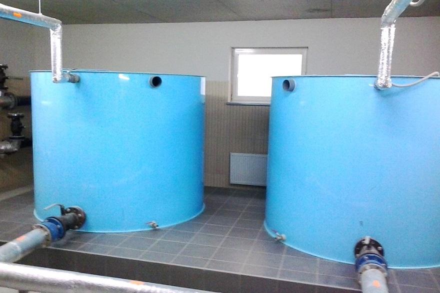 drinking water tanks