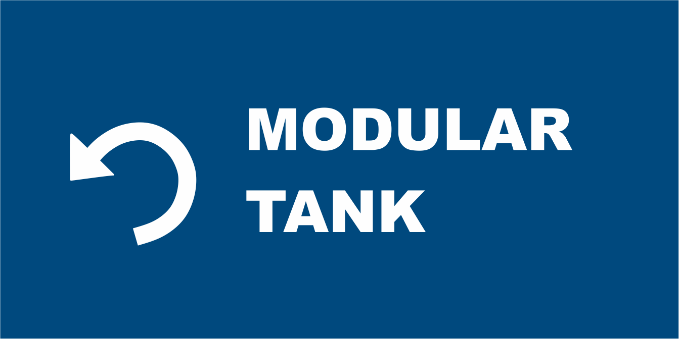 Tanks for storage of oil and molasses