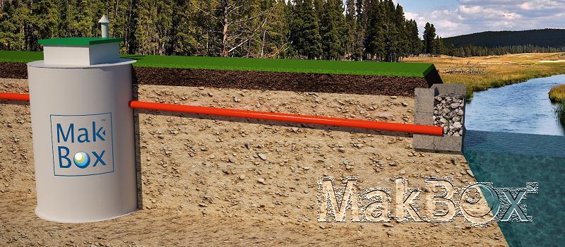 MakBoxBio 1-20 m sześciennych/dzień