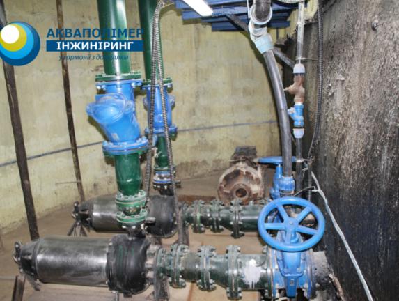 реконструкция канализационной насосной станции