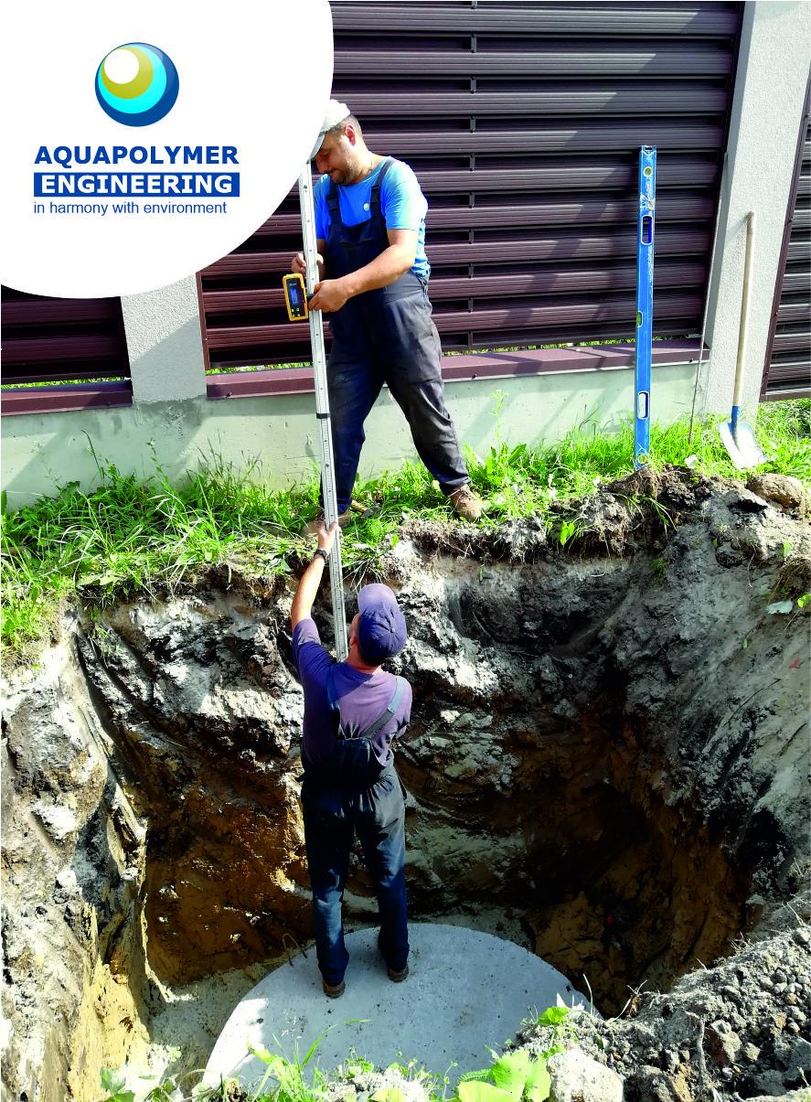 установление бетонного днища