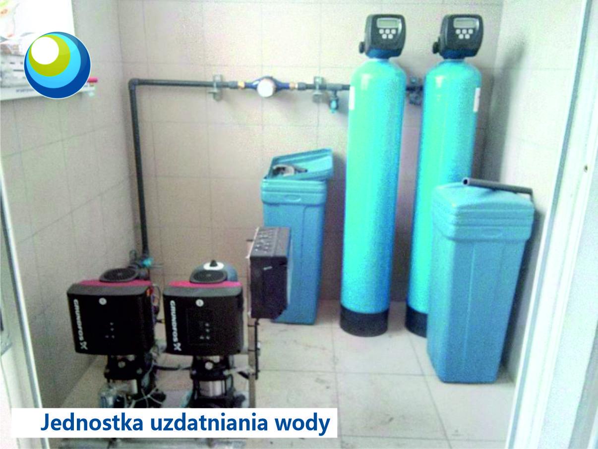 Jednostka uzdatniania wody