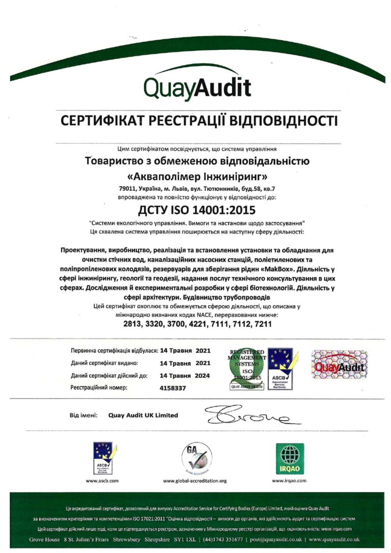 DSTU-ISO-14001-2015-Environmental Management Systems -Requirements ukr