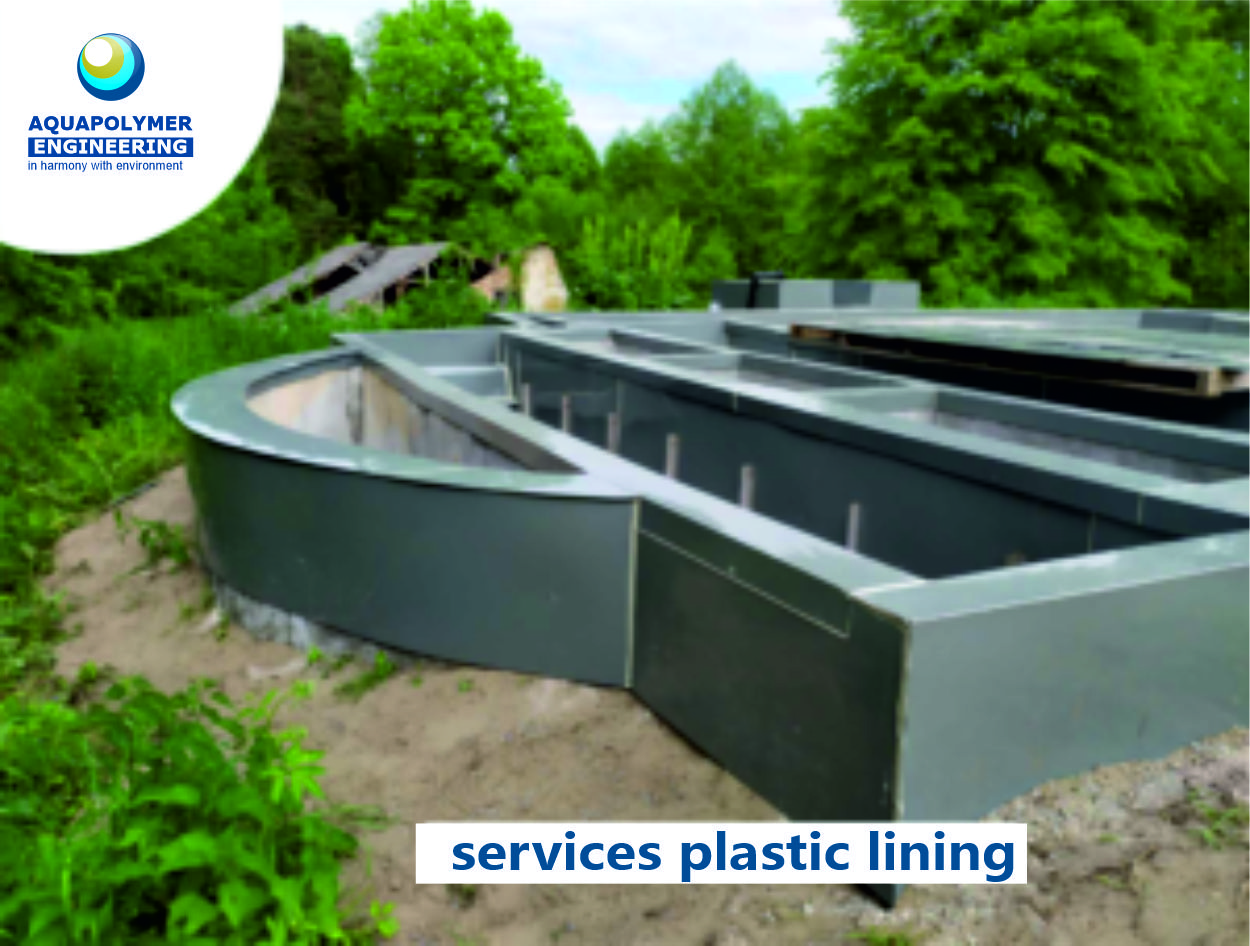 order services Plastic lining