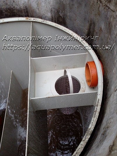 Grease trap MakBoxFatN-10