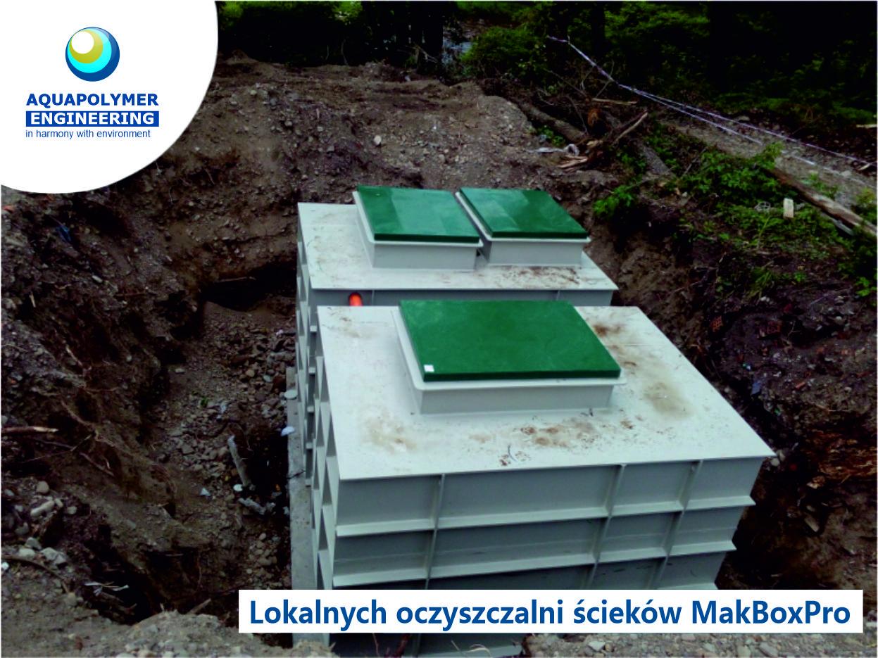 lokalna oczyszczalnia MakBoxPro