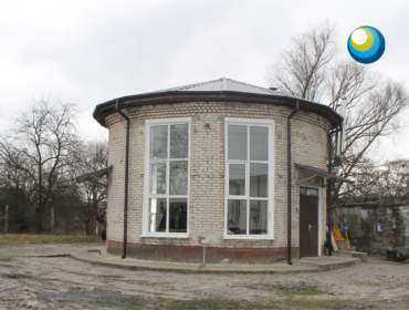 Reconstruction of the sewage pumping station in the city of Rava Ruska