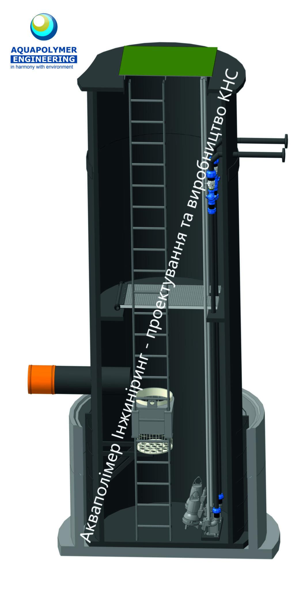 design of sewage pumping stations