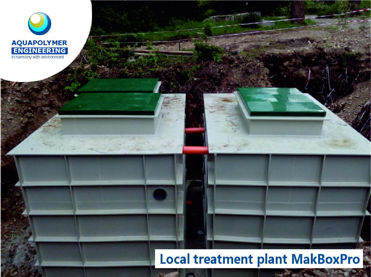 To order the local treatment plant