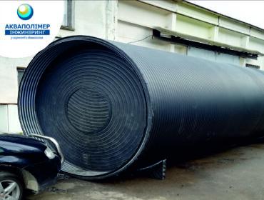 Изготовление и монтаж нефтеуловителя MakBoxRainK1300 и сорбционного фильтра MakBoxRainS1300 производительностью 65 л / с